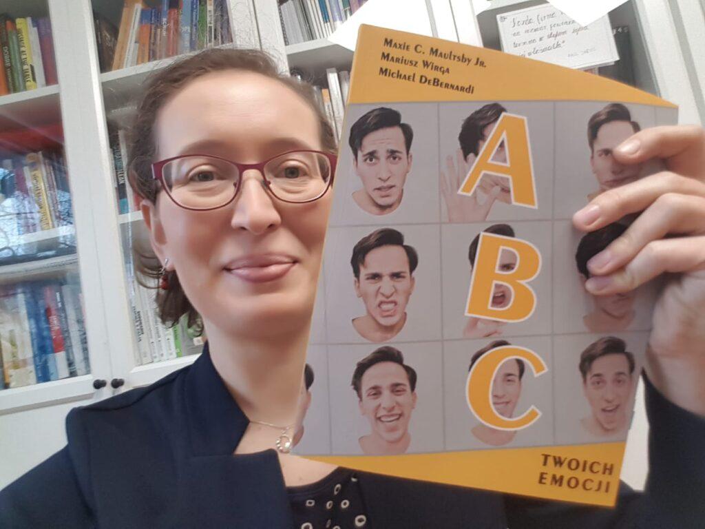 ksiazka ABC Twoich emocji Monika Chutnik